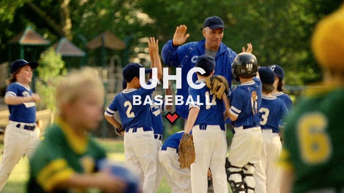 UNITED HEALTHCARE // BASEBALL