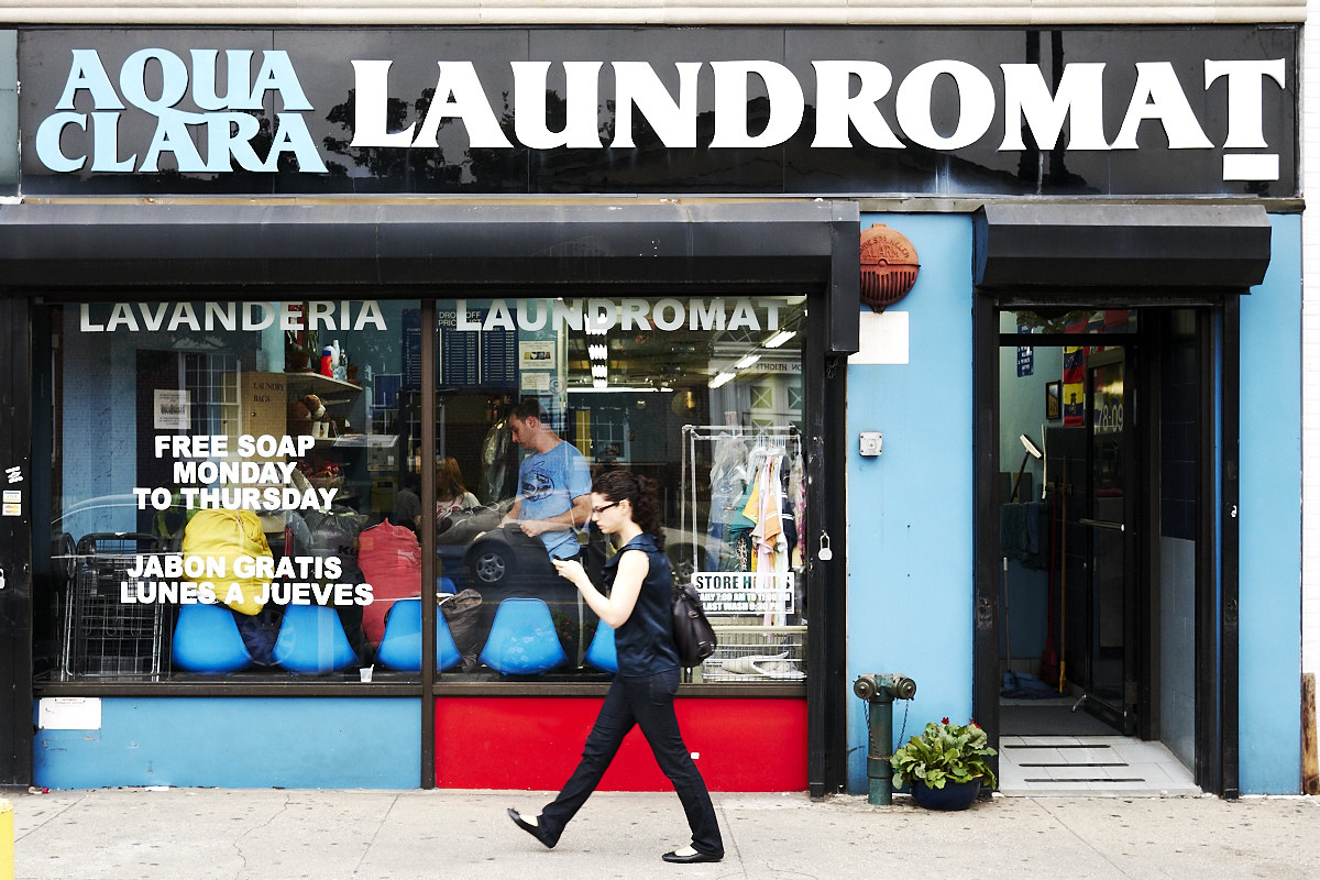 the laundromat - photo #33