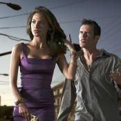 Moran Atias and Dana Ashbrook, Actors
