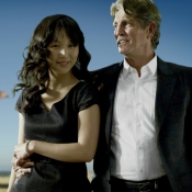 Eric Roberts and Linda Park, Actors