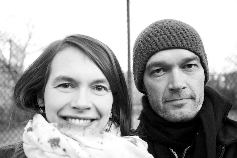 With Oddný Sturludóttir
