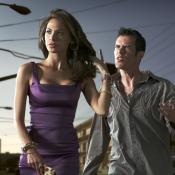 Moran Atias and Dana Ashbrook, Actors