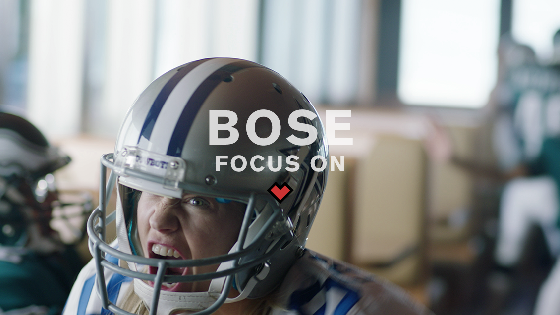 BOSE // FOCUS ON