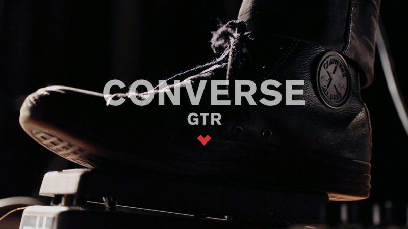 CONVERSE // GTR
